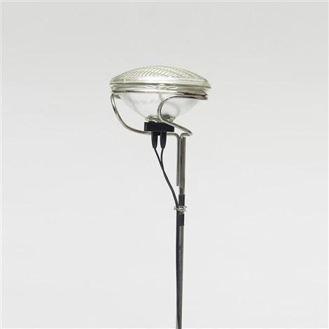 toio floor lamp by pier giacomo and achille castiglioni