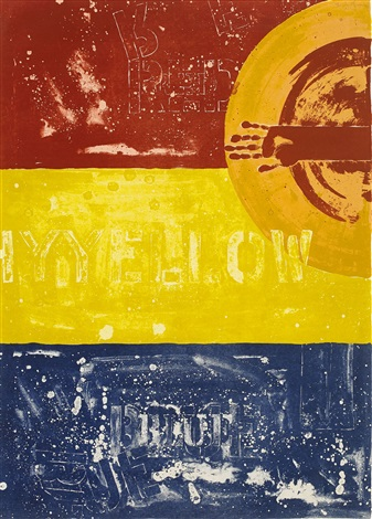 periscope i by jasper johns