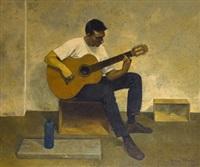 guitarrista by alvaro toledo