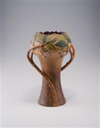 vase mit kirschen by julius dressler