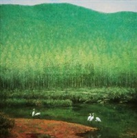 风和煦日 by liang zheng