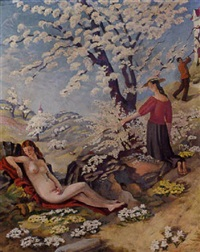 the rites of spring by francis helps