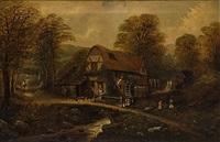 vattenkvarn by edward priestley