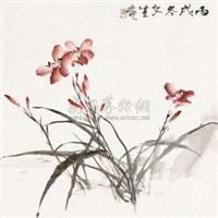花卉 by liu wensheng