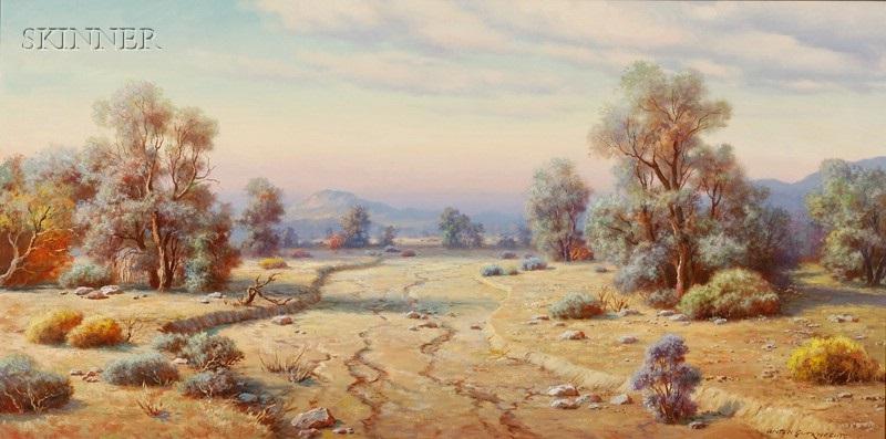 anza borrego desert a california landscape by anton gutknecht