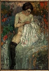 nel boudoir by giuseppe leoni
