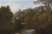 english landscape by charles branwhite