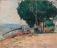 paesaggio by vincenzo colucci