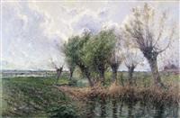 polderzicht by henry pieter edward rul