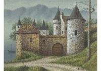 castle by ryusuke nishimura