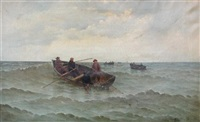 casting nets by james henry sampson
