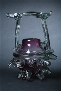 vase by pilchuck glass school