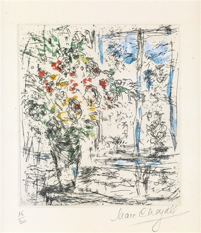 la fen tre de latelier saint paul by marc chagall on artnet. Black Bedroom Furniture Sets. Home Design Ideas