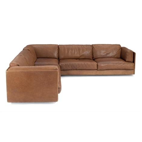 Modular Corner Sofa Comprising Three