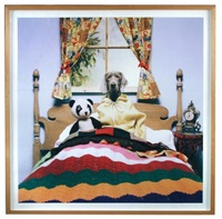 courage by william wegman