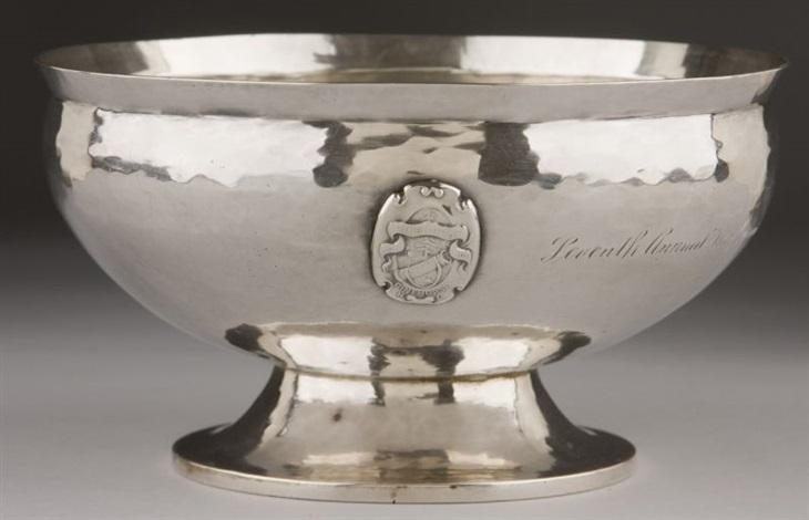 presentation bowl by william waldo dodge