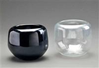 2 vasen (2 works) by horst stauber