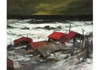 northern sea by yotsuo kasai