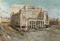 hotel moskva by valery koshlyakov