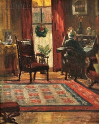 beacon hill interior by adelaide e. wadsworth