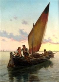pescadores by pietro gabrini