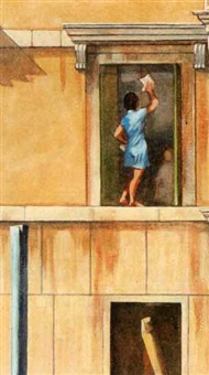 window washer by robert f. morgan