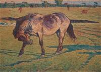 en liten grålle (a little horse) by nils kreuger