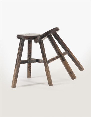 untitled stool another 2 works by ai weiwei