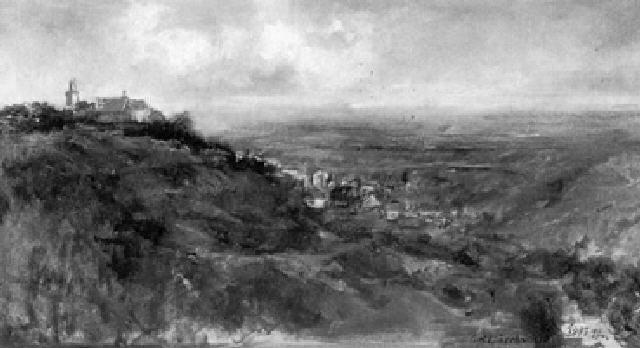 kronberg im taunus by carl dörrbecker