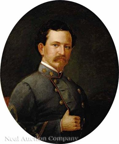 lieutenant-colonel william miller owen, c.s.a by theodore sydney moise