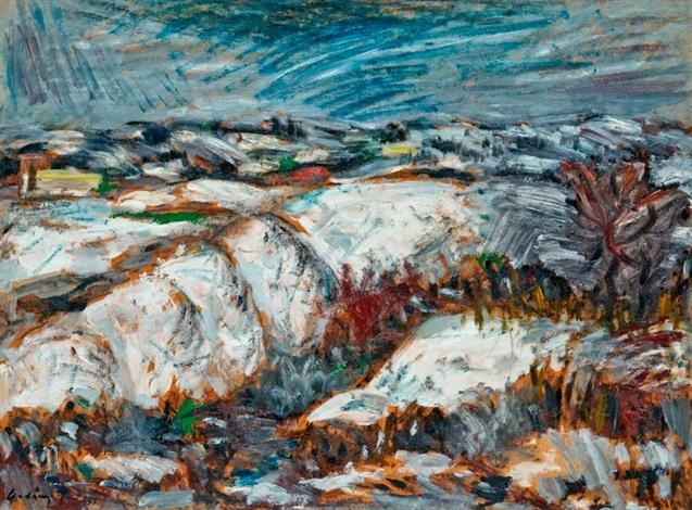 téli dombok by jenö gadányi