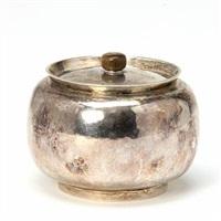 sugar bowl by hans hansen (co.)