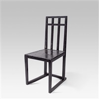 sessel by josef hoffmann