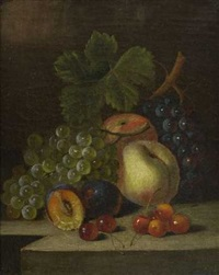 früchtestillleben by joseph correggio