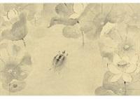 lotus pond by akira akizuki