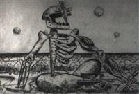 mars (groteskfigur) by erwin spuler