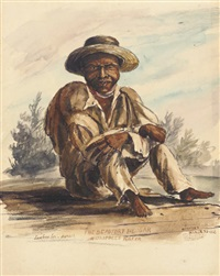 the beaufort begger - a crippled kafir by john thomas baines