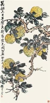 花果图 by zhao yunhe