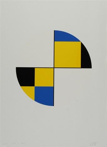 werkübersicht portfolio of 10 by leon polk smith