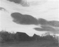 abendwolken by gustav kampmann