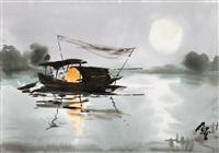 夜渔 by jiang yue
