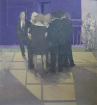 the reception by harvey breverman