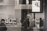 self-portrait at the museum of modern art 21/1970 by beaumont newhall