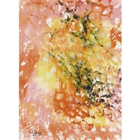 abstrakte komposition by mark tobey