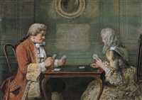das kartenspiel by william henry haines