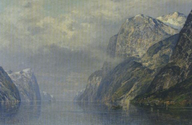 fjordlandschaft by e arfolk