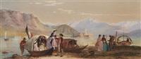 ausflug auf die isola dei pescatori im lago maggiore by john absolon