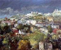 polnische stadt by ludwig wilhelm grossmann