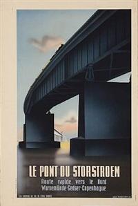 storstrømsbroen (+ dsb; 2 works) by aage rasmussen