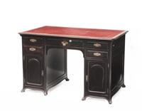 scrivania by vittorio valabrega